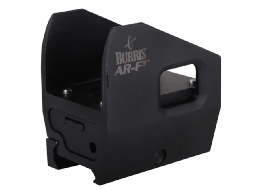 Burris AR-F3 Flat-Top FastFire Mount Picatinny-Style Flattop AR-15 Matte