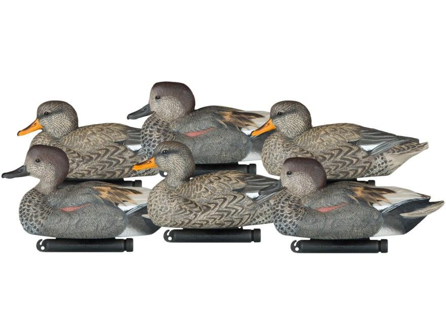 Dakota Decoy X-Treme Gadwall Duck Decoy Pack of 6