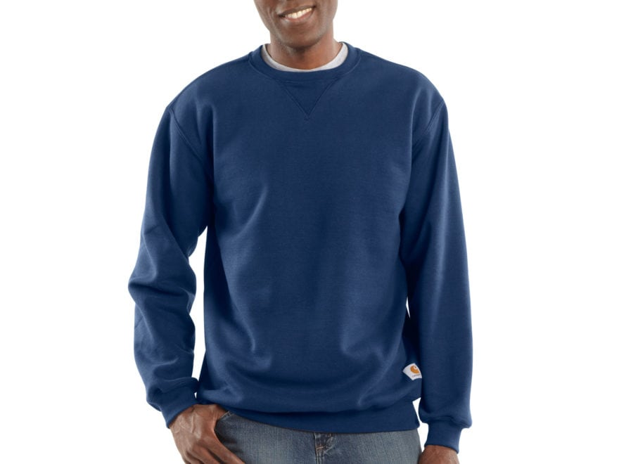 Carhartt Men's Midweight Crewneck Sweatshirt Cotton/Polyester