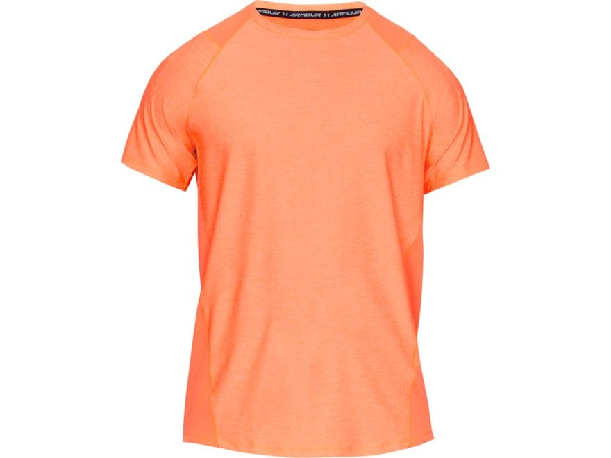 Under Armour Men's UA MK1 Shirt Short Sleeve Polyester/Elastane