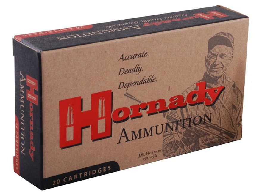 Hornady Custom Ammunition 300 AAC Blackout 110 Grain GMX Lead-Free Box of 20