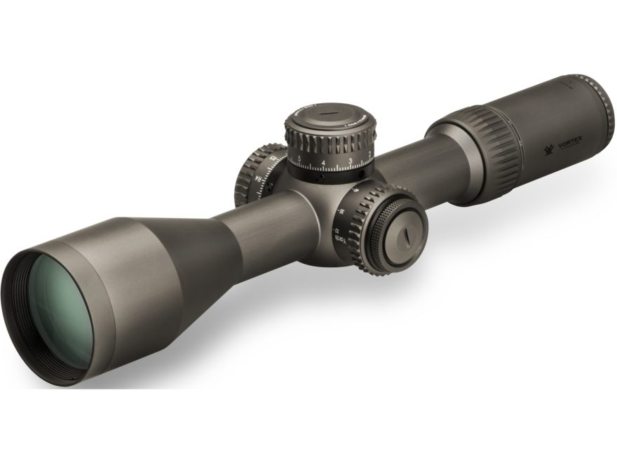 Vortex Optics Razor HD Gen II Rifle Scope 34mm Tube 4.5-27x 56mm Side Focus 1/10 MIL Ad...