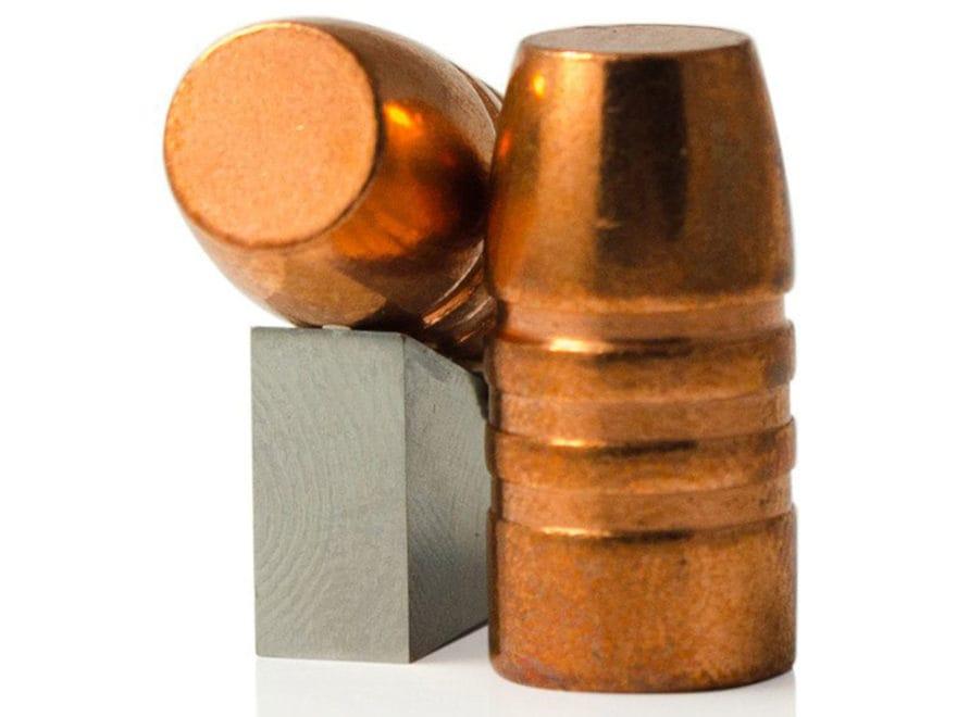Lehigh Defense Match Solid Bullets 45 Caliber (452 Diameter) 300 Grain Solid Copper Wid...