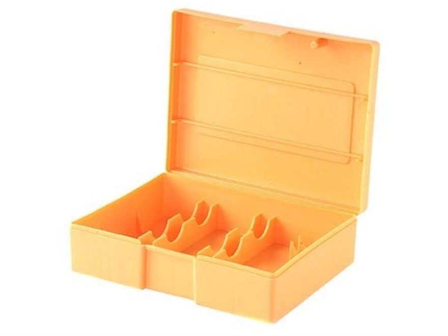 Lyman 3-Die Storage Box Orange