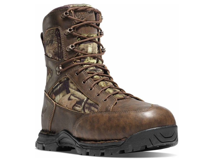 "Danner Pronghorn 8"" Waterproof GORE-TEX 800 Gram Insulated Hunting Boots Leather/Nylon ..."