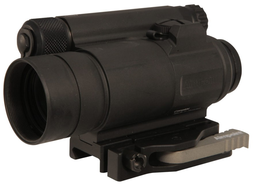 Aimpoint CompM4 Official US Army Red Dot Sight 30mm Tube 1x