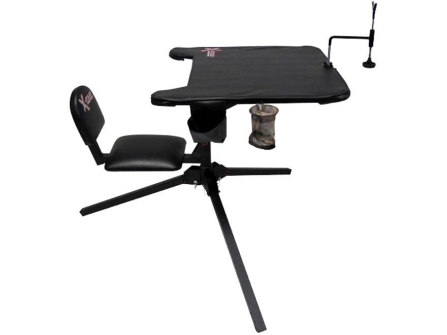 X-Stand X-Ecutor 360 Portable Shooting Bench Steel