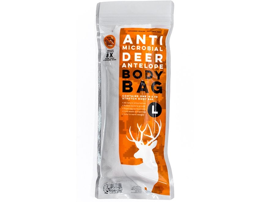 Koola Buck Anti-Microbial Game Body Bag Large Synthetic Blend