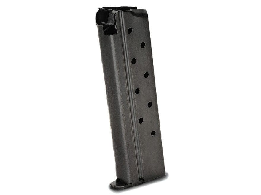 Springfield Armory Magazine 1911 Government, Commander 38 Super 9-Round Stainless Steel