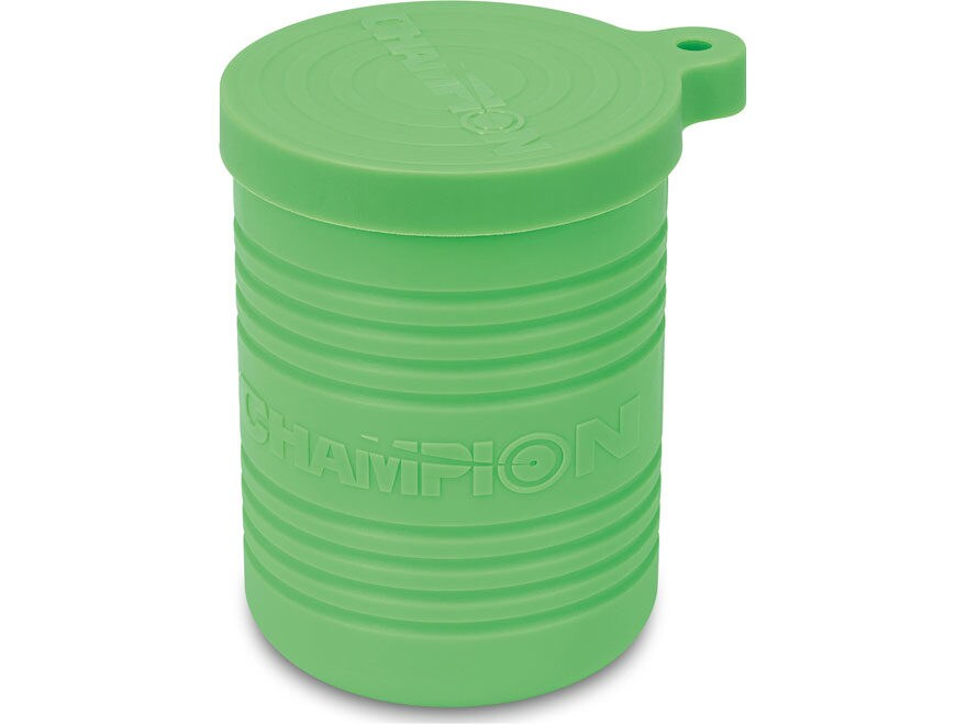 Champion DuraSeal Ground Bounce Soup Can Ballistic Polymer Green