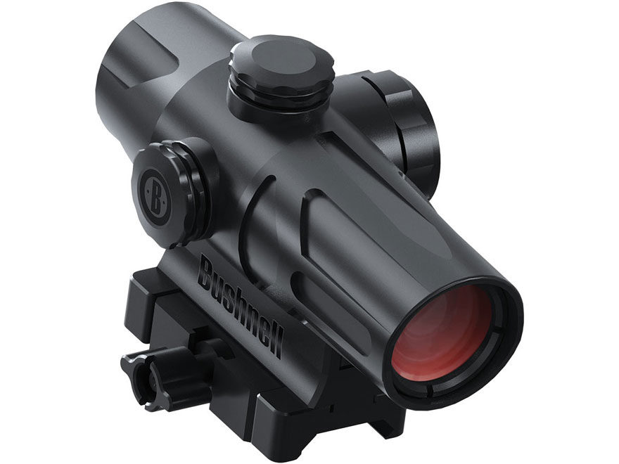 Bushnell AR Optics Enrage Red Dot Sight 1x 2 MOA Dot with Multi-Height Picatinny-Style ...