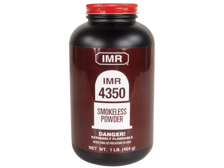 IMR 4350 Smokeless Gun Powder
