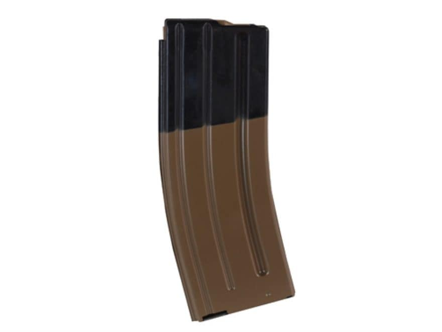 FN Magazine FN SCAR 16S 223 Remington, 5.56x45mm, 300 AAC Blackout 30-Round Steel