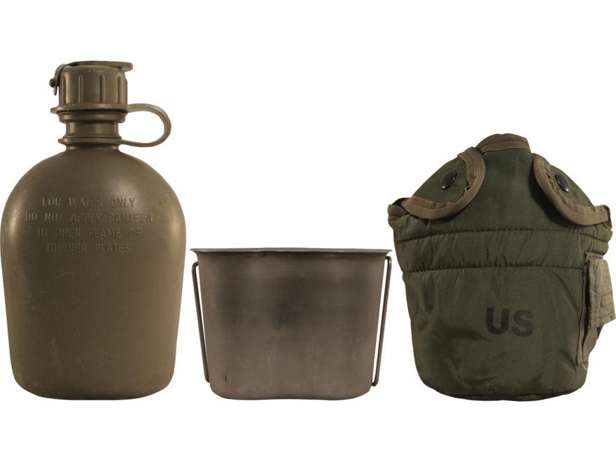 Military Surplus Canteen Kit