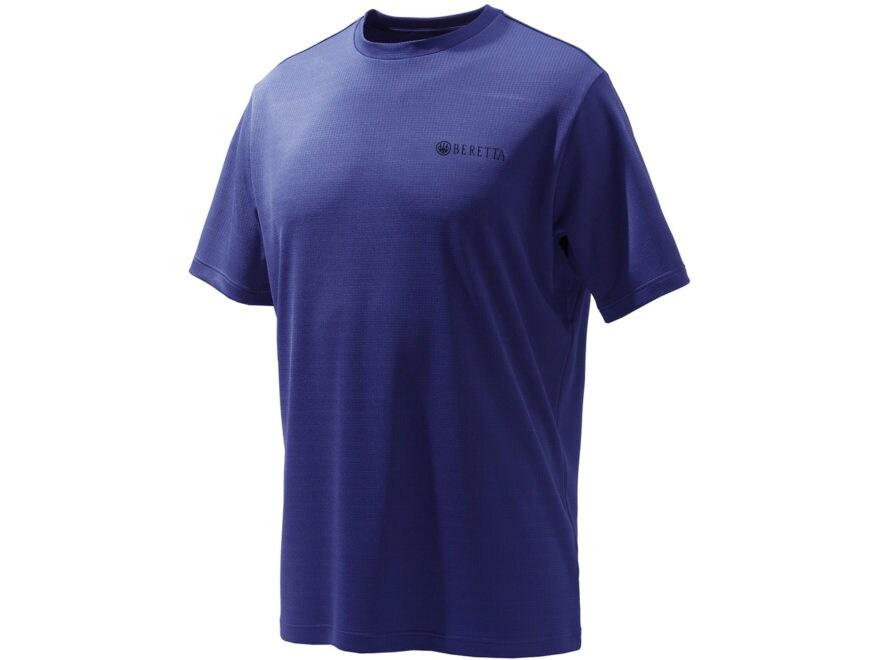 Beretta Men's Tech T-Shirt Short Sleeve Polyester