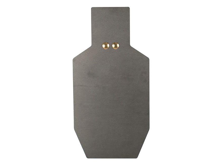 Challenge Targets Reflex Head A-C Zone IPSC Handgun Target AR500 Steel