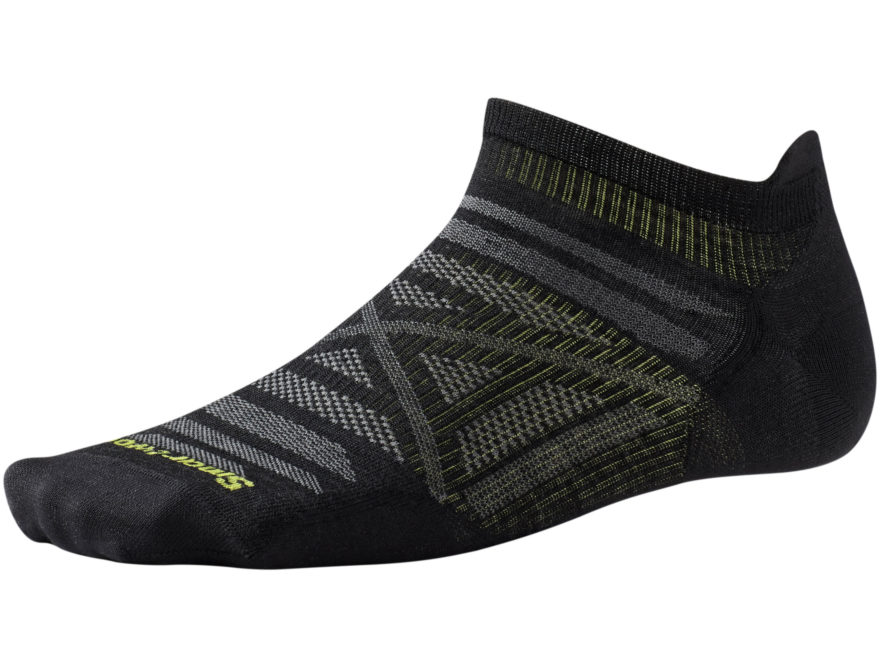 Smartwool Men's PhD Outdoor Ultra Light Micro Socks Merino Wool/Nylon