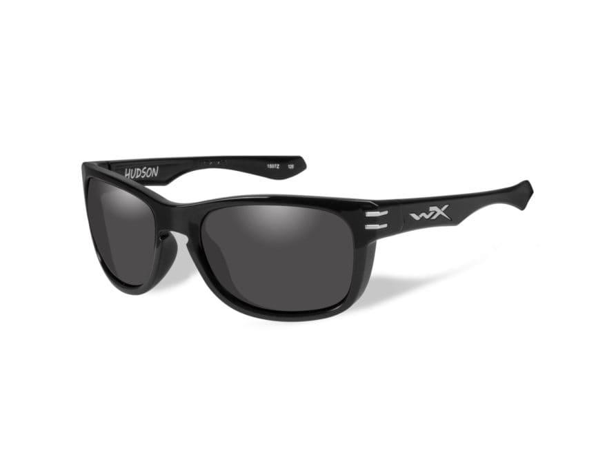 329a58b3e87 Wiley X Hudson-Active Series Sunglasses Gloss Black - MPN  ACHUD03