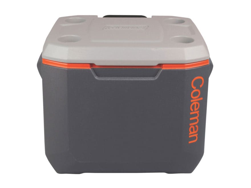 Coleman Xtreme 5 50 Qt Cooler Polymer Gray