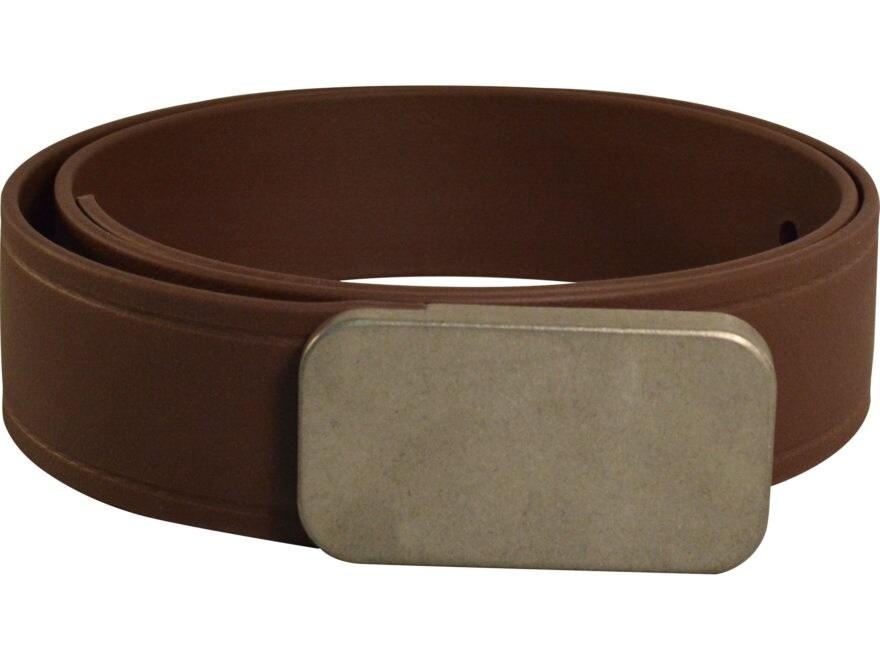 "Lenwood Leather Blunt Force Trauma Webbing Belt 1.5"" Stainless Steel Buckle PVC Coated ..."