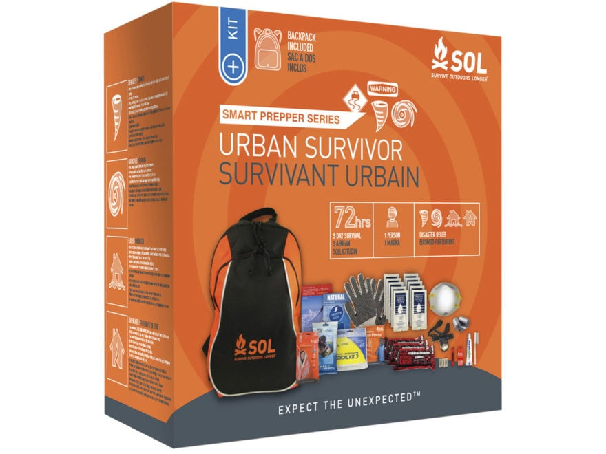 Adventure Medical Kits SOL Basic Emergency Preparedness Kit