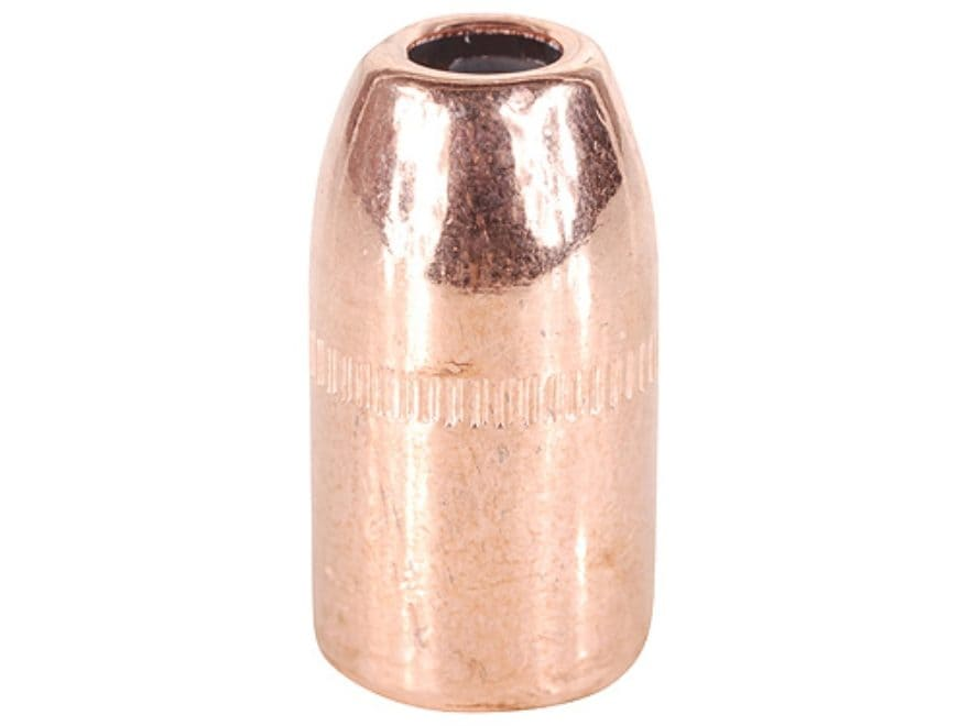 HSM Custom Bullets 38 Special (357 Diameter) 158 Grain Plated Hollow Point Box of 500