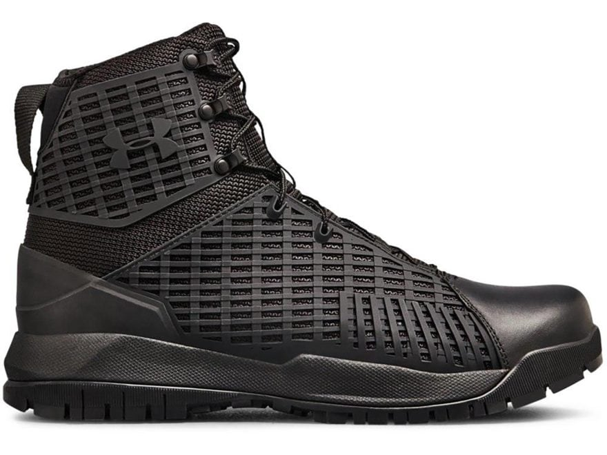 Under Armour Ua Stryker Side Zip 6 Tactical Boots