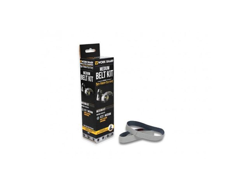 Work Sharp Medium X22 Grit Belt Accessory Kit Ken Onion Edition