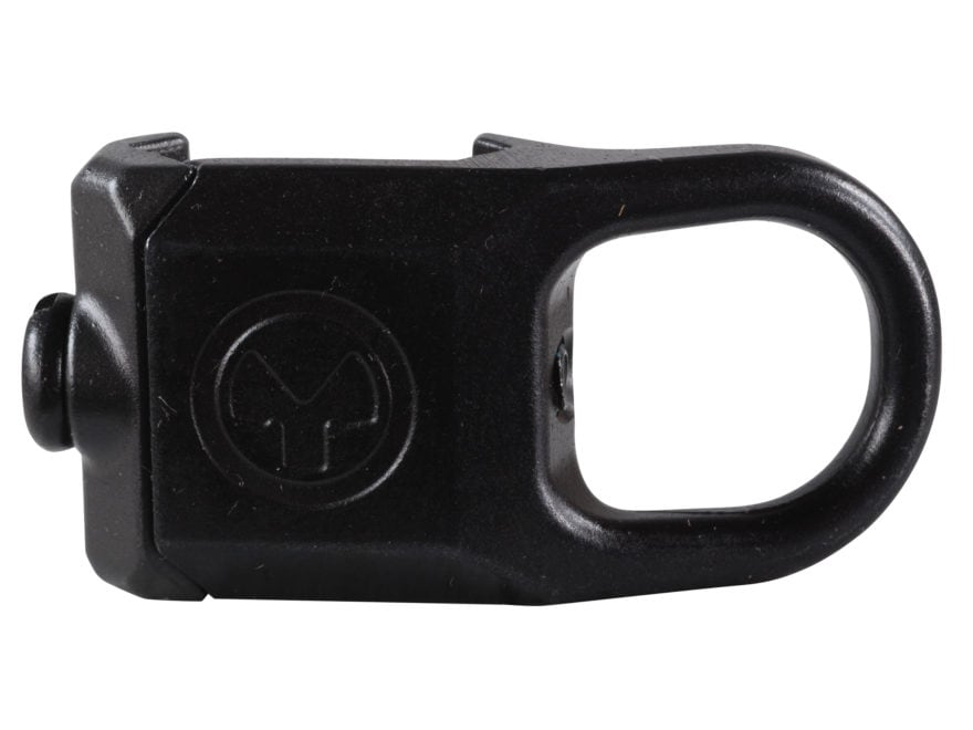Magpul RSA Rail Mount Sling Adapter Loop AR-15 Steel Melonite Black