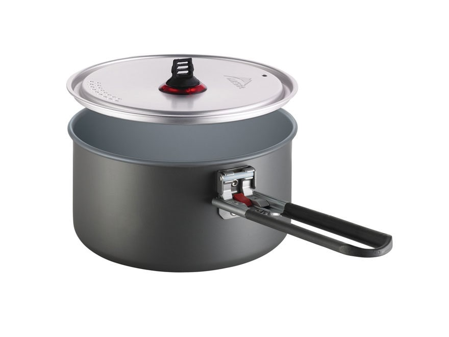 MSR Ceramic Solo Pot Camp Cooking Set