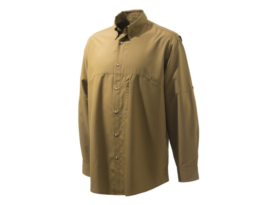 Beretta Men's TM Tech Upland Shirt Long Sleeve Polyester