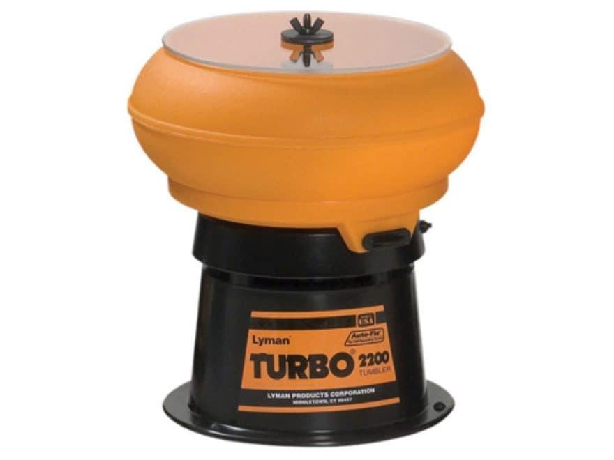 Lyman Turbo 2200 Case Tumbler with Auto-Flo