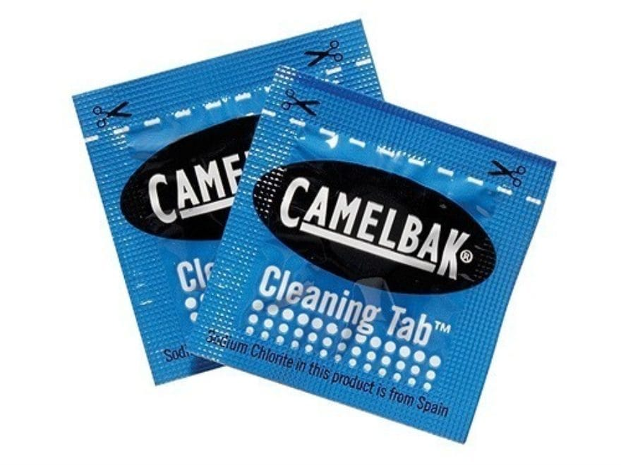 CamelBak Hydration System Cleaning Tablets Pack of 8