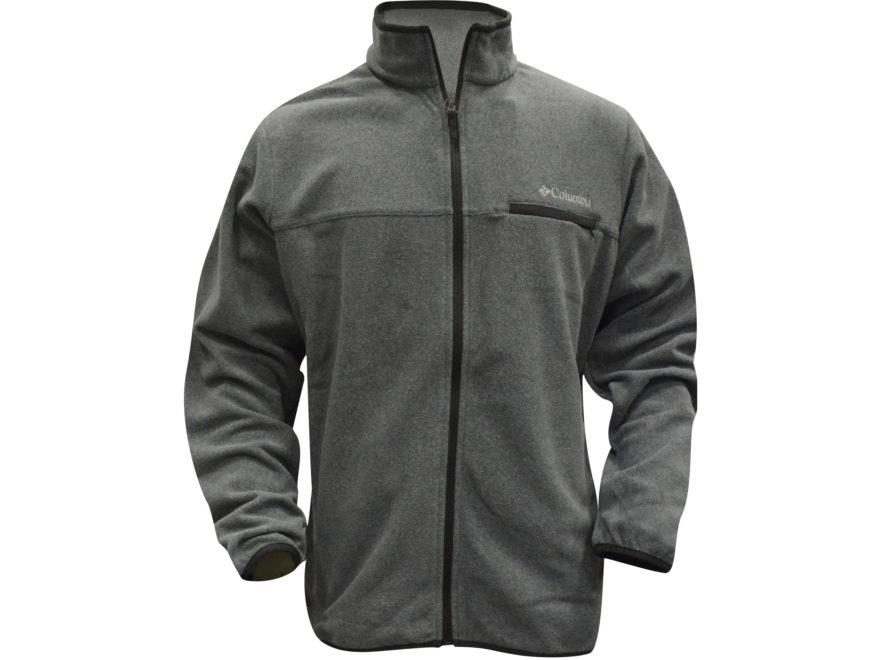 Columbia Men's Mountain Crest Fleece Full Zip Jacket Polyester
