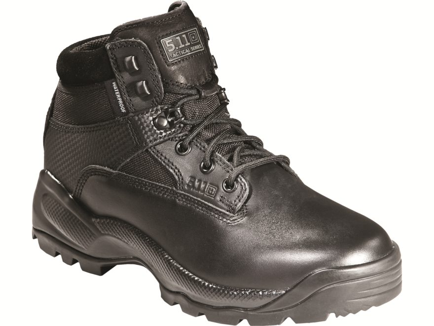 "5.11 ATAC 6"" Storm Waterproof Tactical Boots Leather Men's"
