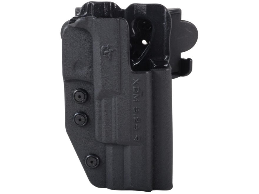 "Comp-Tac International Belt Holster Right Hand Springfield Armory XDM, XD, XD Mod.2, 3""..."