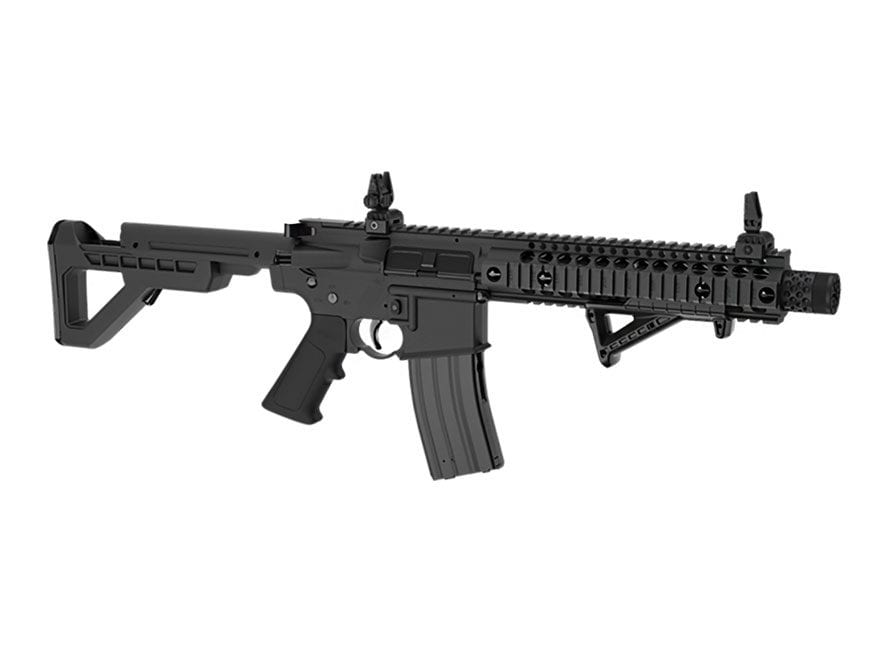 DPMS SBR Full Auto CO2 177 Caliber BB Air Rifle Factory Reconditioned