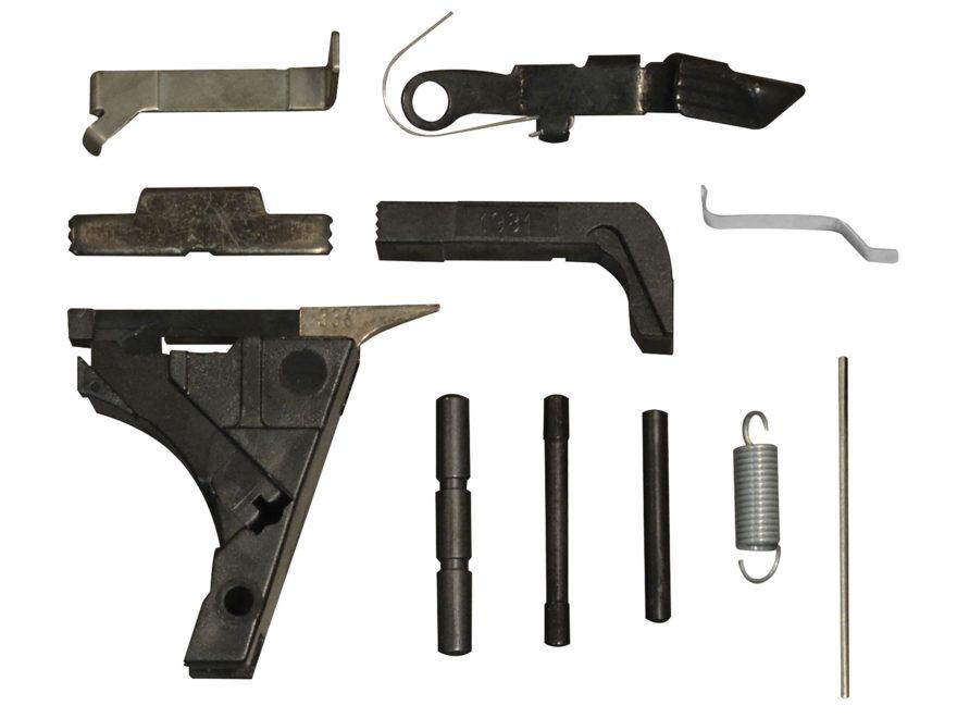 Glock Customizable Frame Parts Kit Glock 19 Gen 3 - MPN: GLK19-CLPK