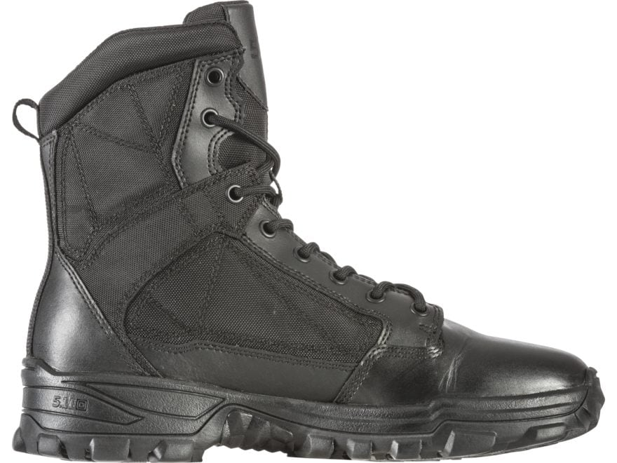 "5.11 Fast-Tac 6"" Tactical Boots Leather and Nylon Men's"