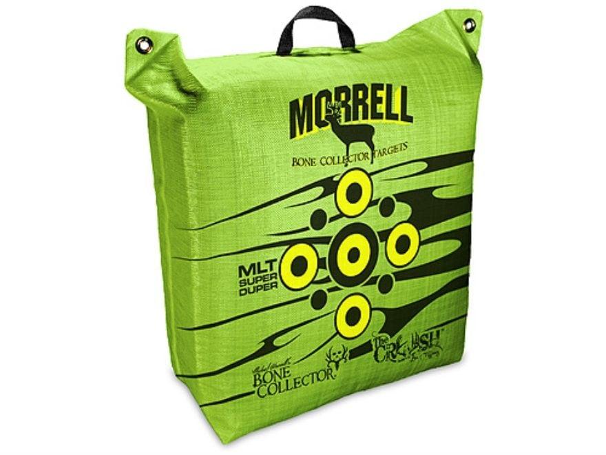 Morrell Bone Collector MLT Super Duper Field Point Bag Archery Target