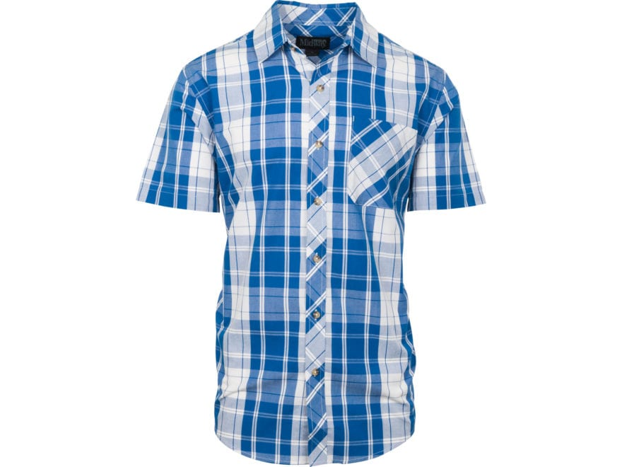 MidwayUSA Men's Short Sleeve Button-Up Shirt