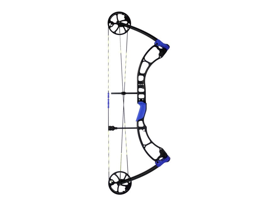 AMS Eradicator Bowfishing Bow 30-60 lb Black