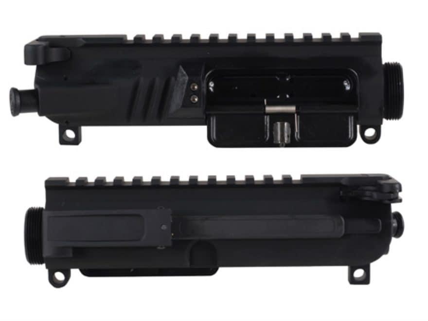 JP Enterprises AR-15 Upper Receiver Assembled Side Charging Handle With Full Mass Bolt ...