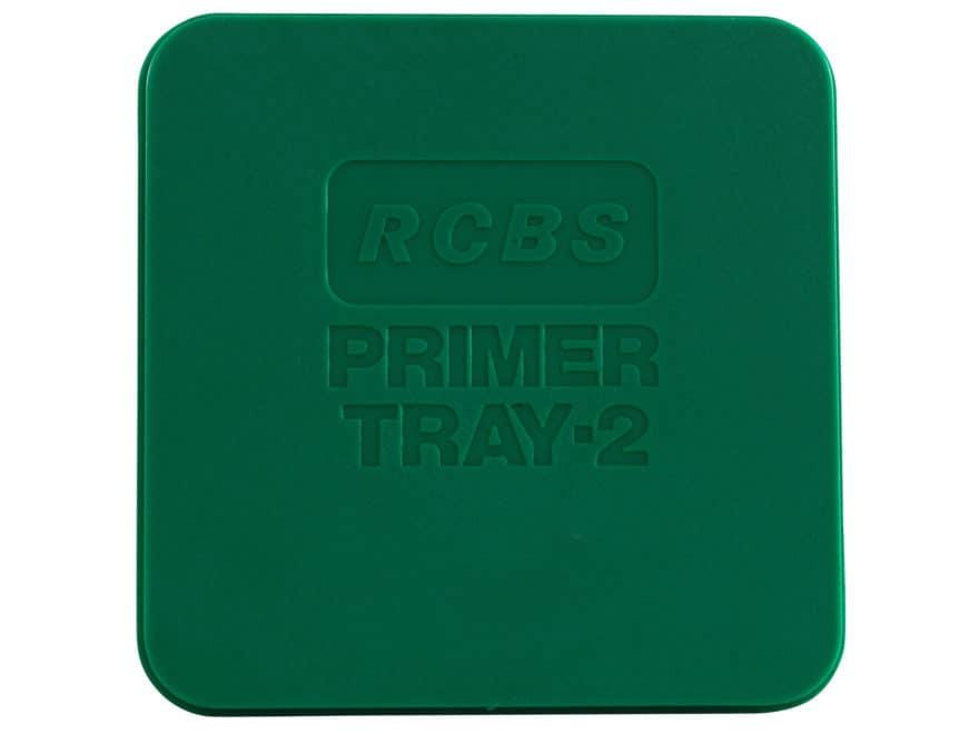 RCBS Primer Turning Tray
