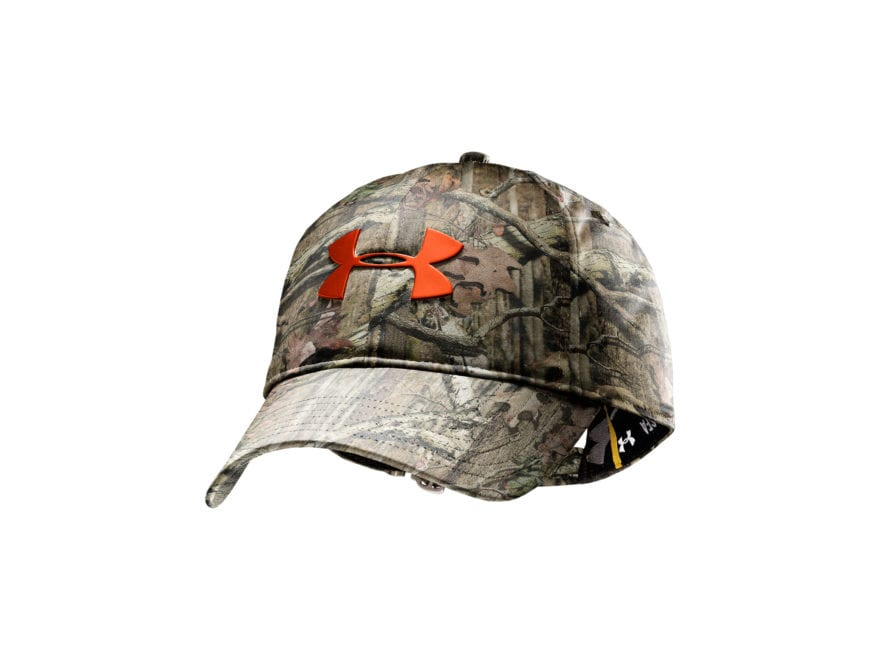 d7c11a00561 Under Armour Make It Rain Adjustable Cap Polyester Mossy Oak Break-Up  Infinity Camo. Loading image... X. Enlarge Zoom in