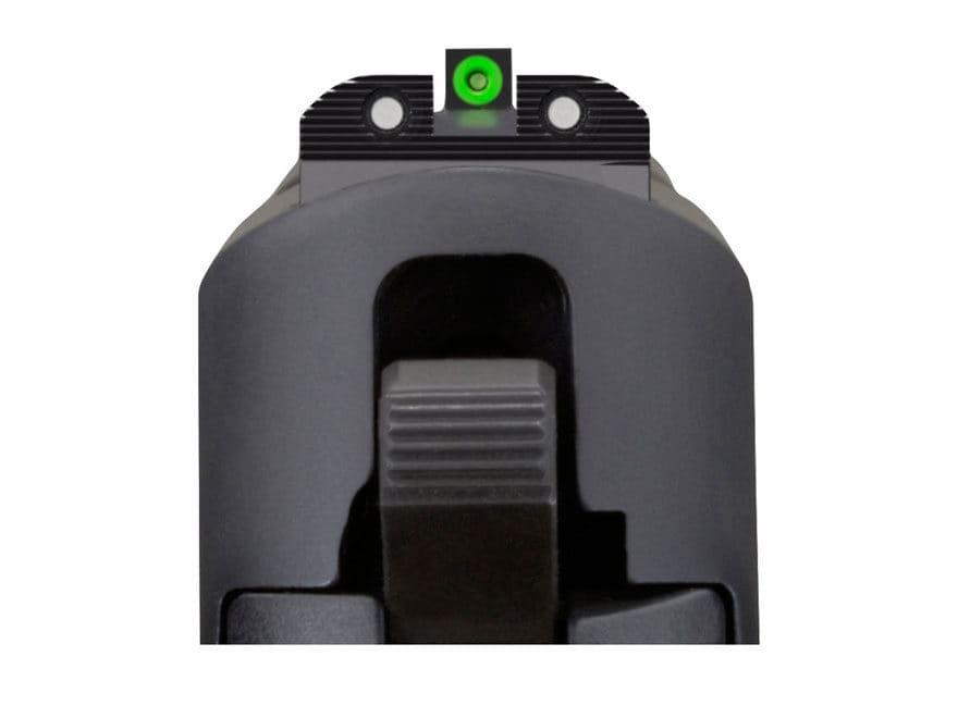 Sig Sauer X-RAY Night Sight Set #8 Tritium Green Front #8 Rear Square Notch