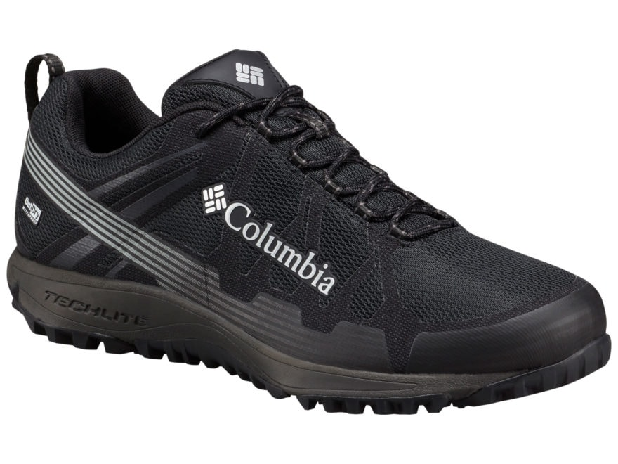 "Columbia Conspiracy V Outdry 4"" Waterproof Hiking Shoes Leather/Nylon Men's"
