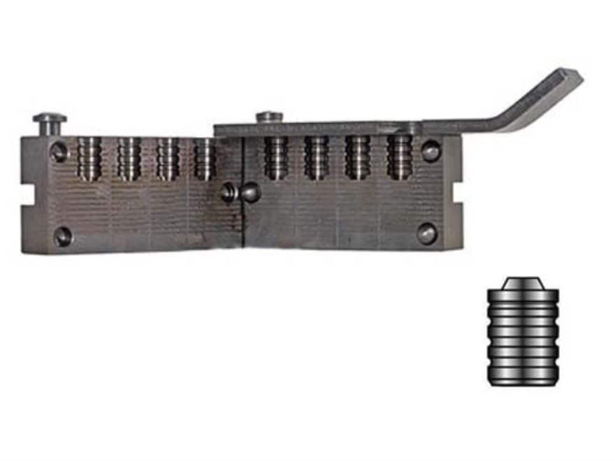 Lyman Bullet Mold #358091 38 Special, 357 Magnum (358 Diameter) 150 Grain Wadcutter Bev...