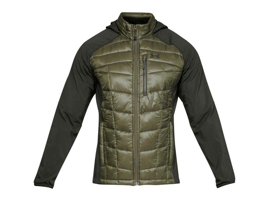 Under Armour Men's UA Encompass Hybrid PrimaLoft Insulated Jacket Nylon