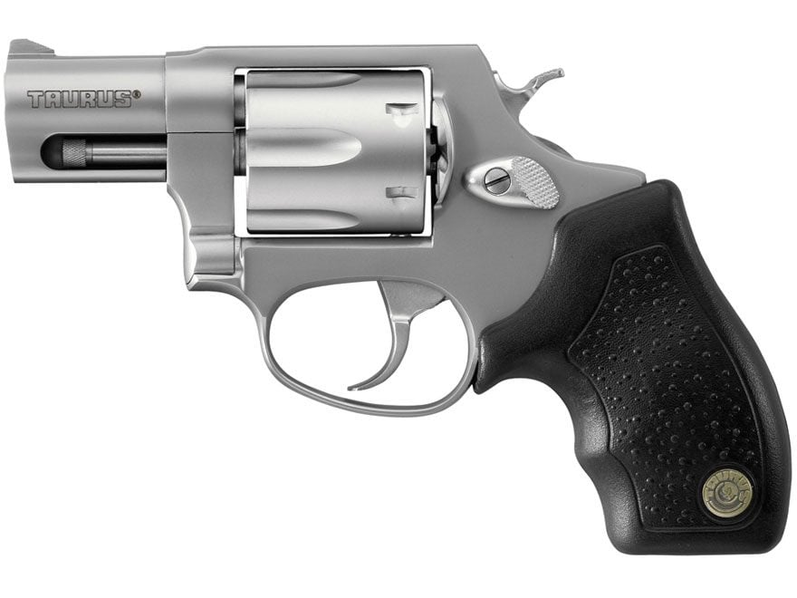 "Taurus 856 Ultralite Revolver 38 Special +P 2"" Barrel 6-Round Black Rubber"